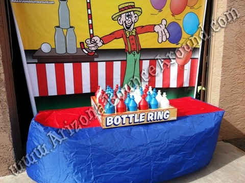 Ring toss carnival game rental Phoenix Arizona